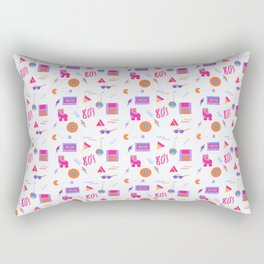 Made in the 80's Rectangular Pillow
