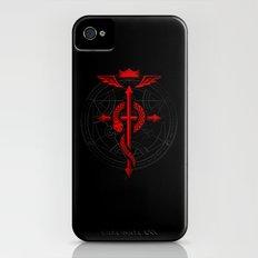 Full of Alchemy - Fullmetal alchemist iPhone (4, 4s) Slim Case