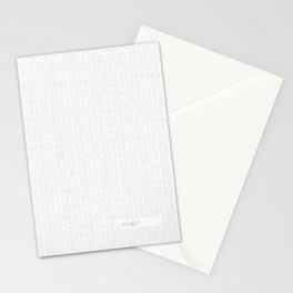 Herringbone pattern from Pivot 2014 Calendar Stationery Cards