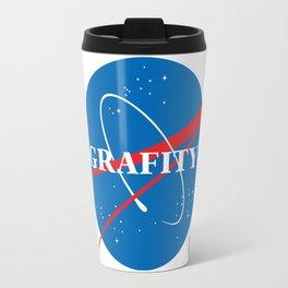 Grafity NASA Logo Travel Mug