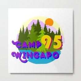 Camp Wingapo Metal Print