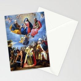 Giuseppe Cesari Martyrdom of Saint Margaret Stationery Cards