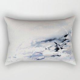 Ethereal Vibrations Rectangular Pillow