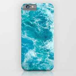 Sea Me Waving iPhone Case