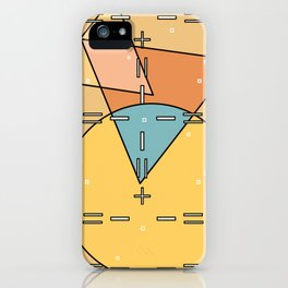 Bauhaus Less is More iPhone Case