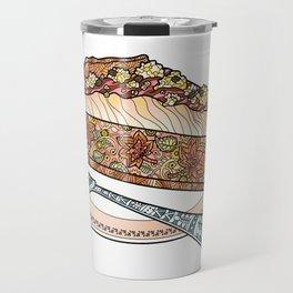 Sweet Cake Travel Mug