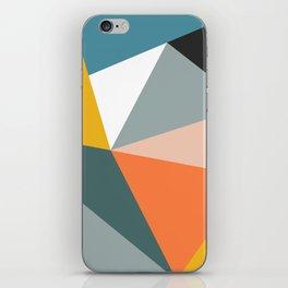 Modern Geometric 33 iPhone Skin