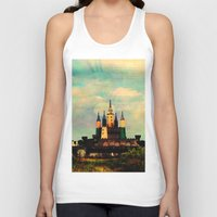 once upon a  time Tank Tops featuring Once Upon a Time by Forgotten Beauty