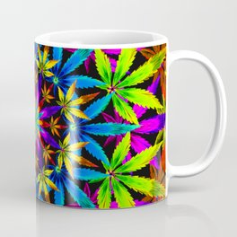 Stoners' Mandala 2 Coffee Mug