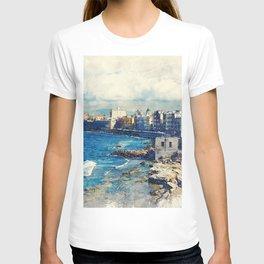 Trapani art 19 Sicily T-shirt