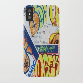 Philly to Brazil iPhone Case