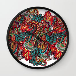 the fall of the scorpions Wall Clock