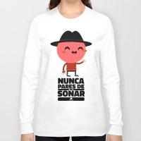 freddy krueger Long Sleeve T-shirts featuring freddy krueger by Jheycoco Tellez