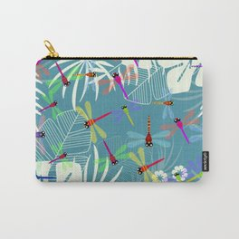 butterflys Carry-All Pouch