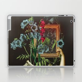Florales Portrait Disaster Laptop & iPad Skin