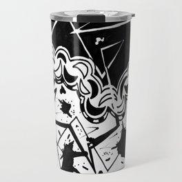 Foot Prints Travel Mug