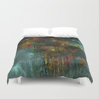 africa Duvet Covers featuring Africa by  Agostino Lo Coco