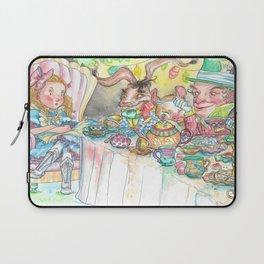 Alice's Mad Tea Party Laptop Sleeve