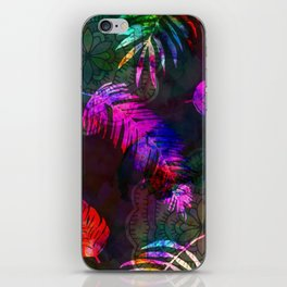 feather mandala xc iPhone Skin