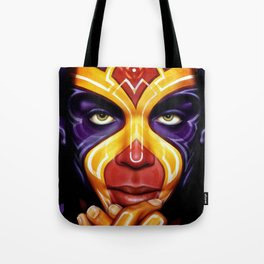 Samnation14-02, inspired by Prince Tote Bag