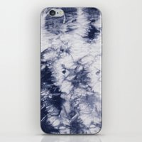 tie dye iPhone & iPod Skins featuring Tie Dye by The Mia Harper Series