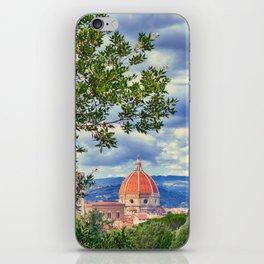 Duomo Santa Maria Del Fiore iPhone Skin