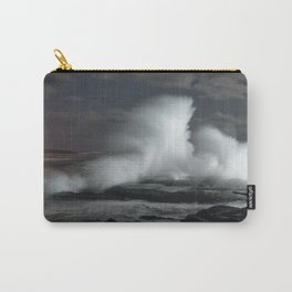 Moonlit Spray Carry-All Pouch