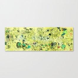 Gumbo Canvas Print