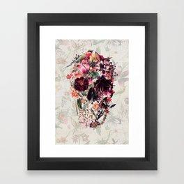 New Skull 2 Framed Art Print