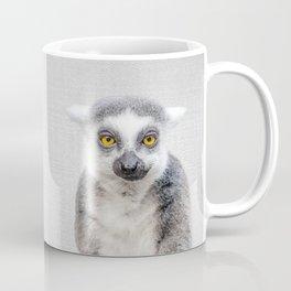 Lemur - Colorful Coffee Mug