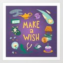 Make a wish by elizabethvirginialevesque