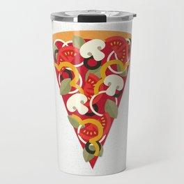 PIZZA POWER - VEGO VERSION Travel Mug