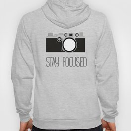 Say Focused Hoody