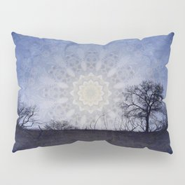 Celestial Clockwork Pillow Sham