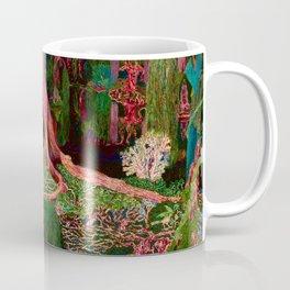 The New Generation by Jan Toorop - Dutch Art Nuoveau Post-Impressionism Coffee Mug