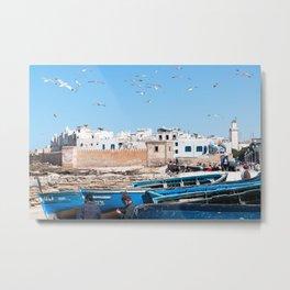 Essaouira in Morocco Metal Print