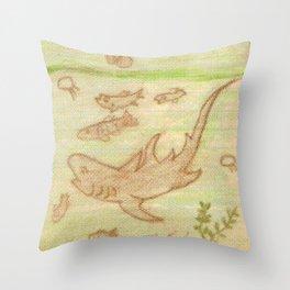 Ecology III Throw Pillow