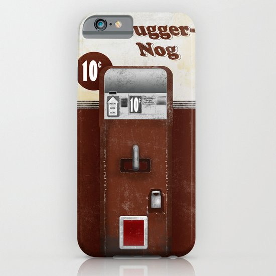Jugger-Nog iPhone & iPod Case