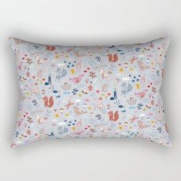 Hello world Rectangular Pillow
