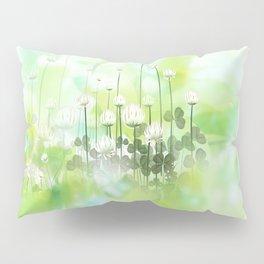 Klee - clover Pillow Sham