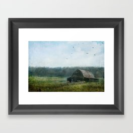 Ozarks Framed Art Print