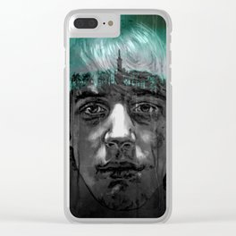 MAX in TRIER Clear iPhone Case