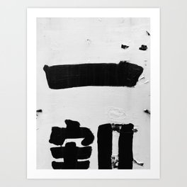 10 % Art Print