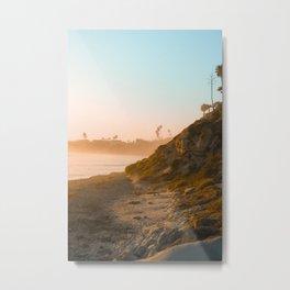 La Jolla Beach | San Diego Metal Print