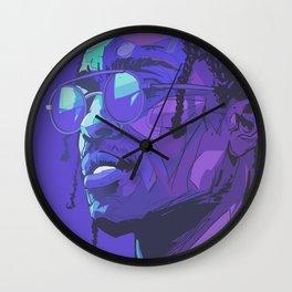 Asap Rocky Wall Clock