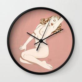 Pinup - Marilyn Wall Clock