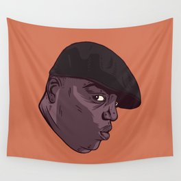 Dead Hip Hop Icon Series: Christopher Wallace Wall Tapestry