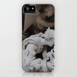 Sculpture 2 iPhone Case
