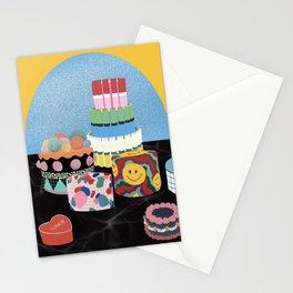 cake cake cake  Stationery Cards