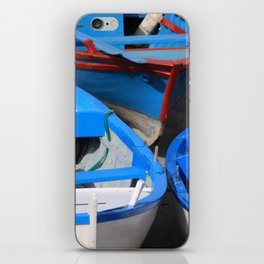 Capri Boats iPhone Skin